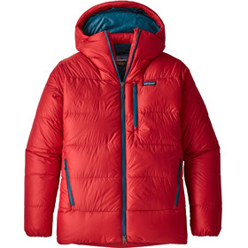 Patagonia M's Fitz Roy Down Parka Fire